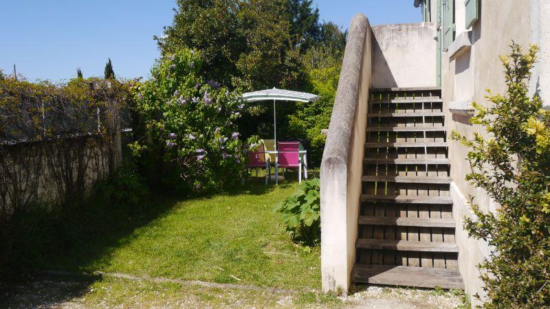 Jardin Location Maison 107551 Le Château d'Oléron