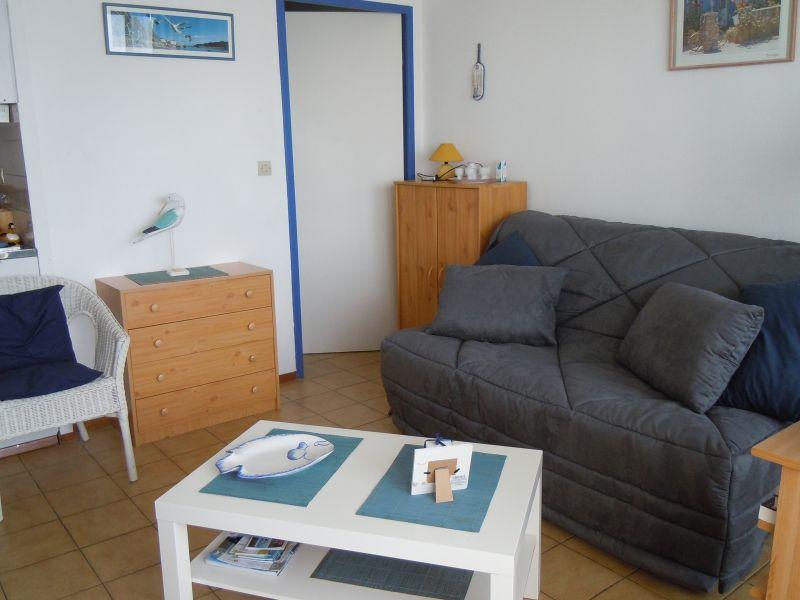 Séjour Location Appartement 107688 Quiberon