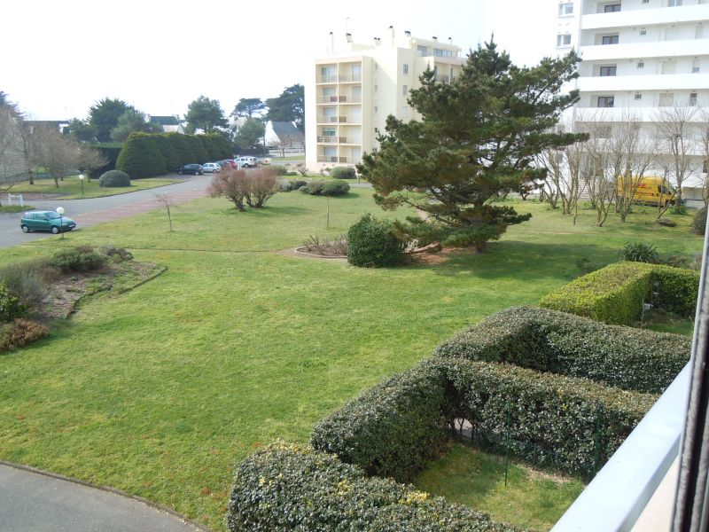 Vue du balcon Location Appartement 107688 Quiberon