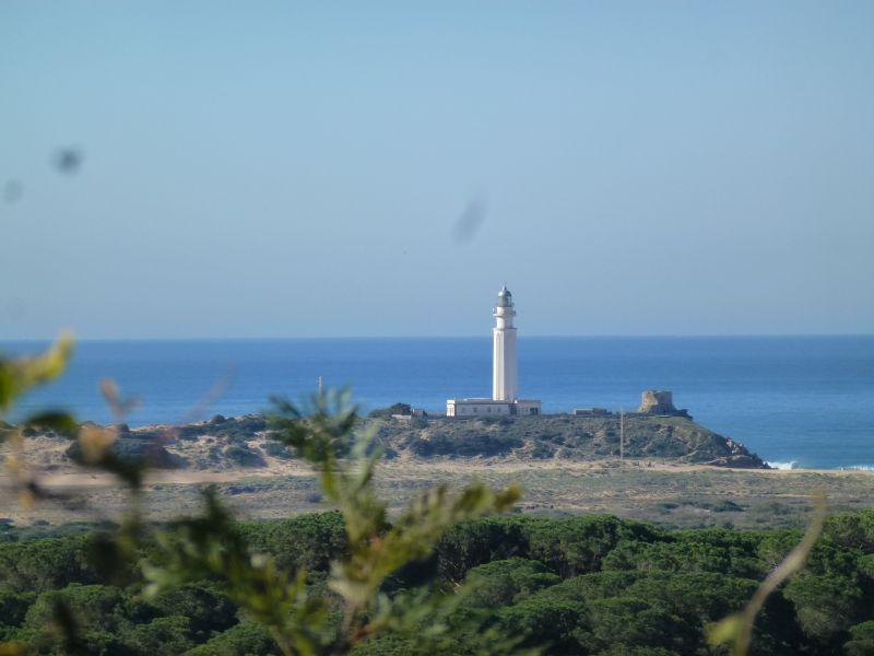 Vue depuis la location Location Villa 107911 Los Caños de Meca