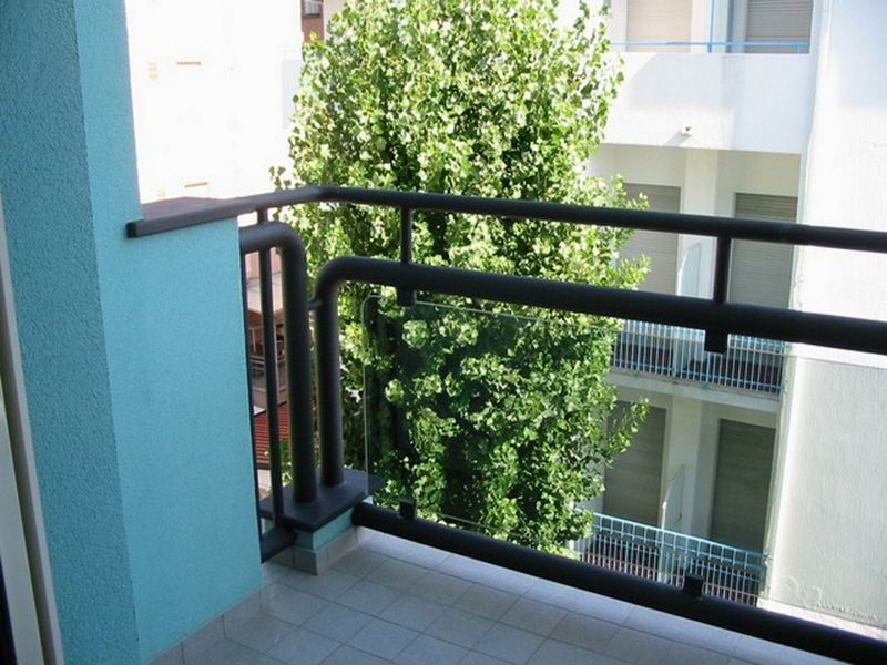 Vue de la terrasse Location Appartement 107913 Rimini