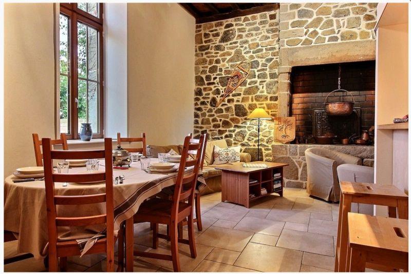 Salle à manger Location Gite 108848 Pleneuf Val André