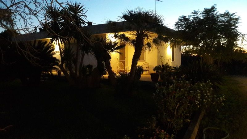 Vue extérieure de la location Location Appartement 109073 Otranto