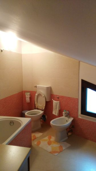 salle de bain Location Villa 110302 Palerme