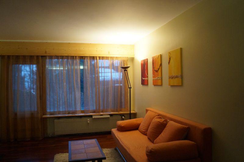 Salon Location Appartement 111916 Megève