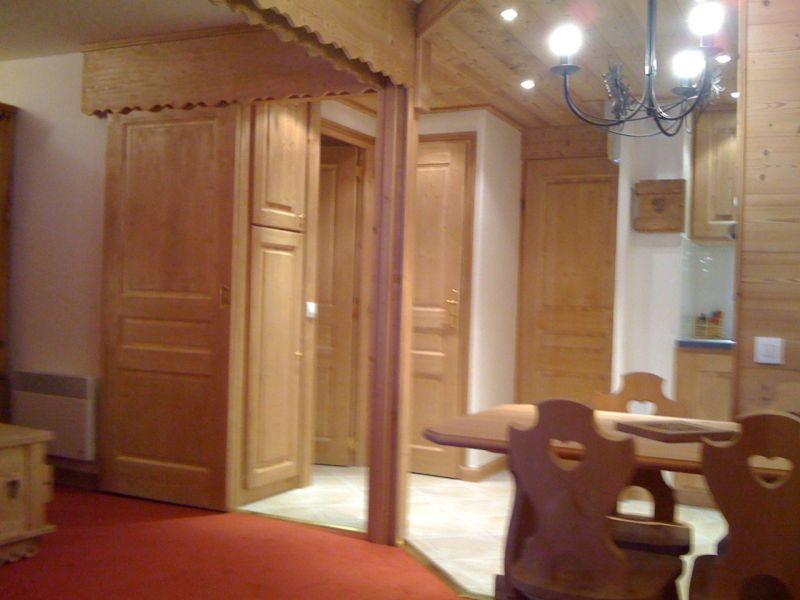Entrée Location Appartement 112656 Méribel