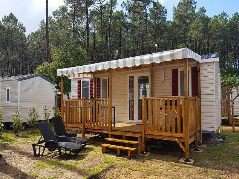 Location Mobil-home 113505 Saint-Julien-en-Born