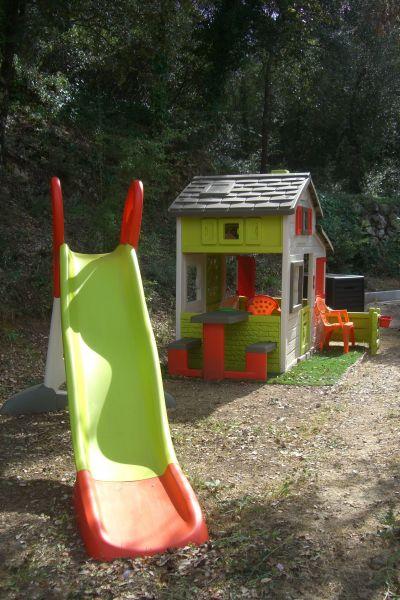 Jardin Location Gite 113716 Le Thoronet