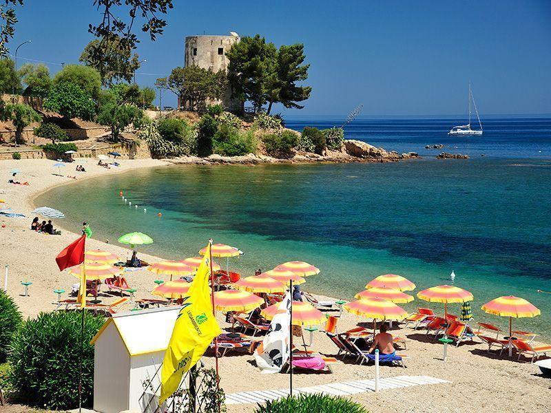 Plage Location Villa 113799 Santa Maria Navarrese