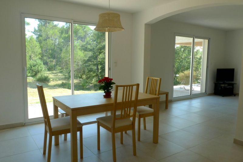 Salle à manger Location Villa 115618 Lorgues