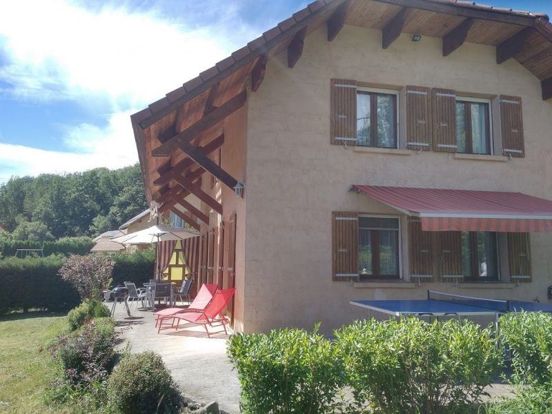 Terrasse Location Villa 115667 Gap
