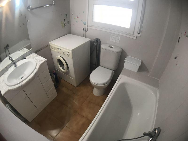 salle de bain Location Appartement 115726 Rosas