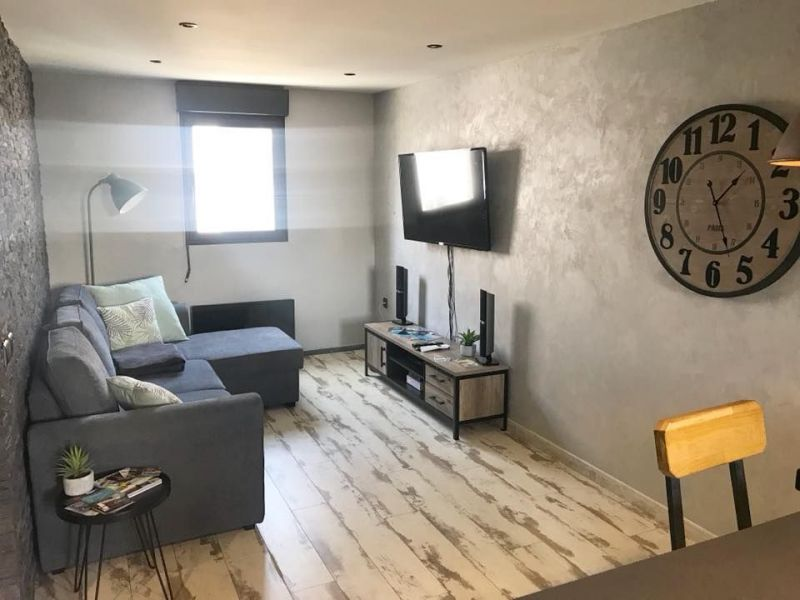 Salon Location Appartement 116258 Wimereux