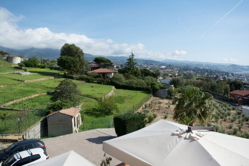 Vue depuis la location Location Villa 117828 Sanremo