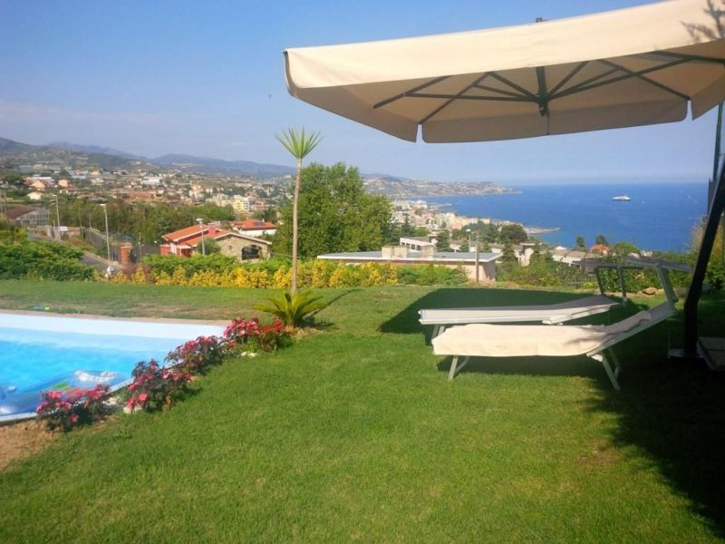 Jardin Location Villa 117828 Sanremo