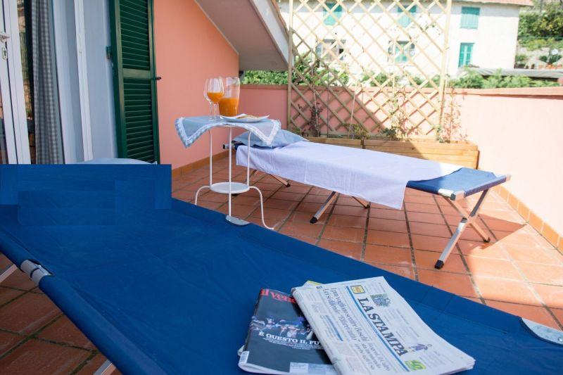 Vue de la terrasse Location Villa 117828 Sanremo