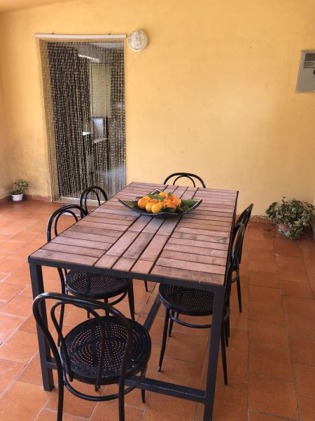 Vue de la terrasse Location Chambre d'hôte 118414 Matera