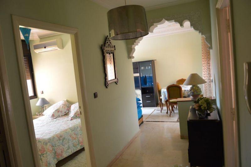 Couloir Location Appartement 118460 Marrakech