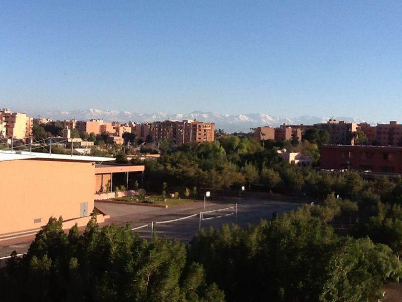 Vue depuis la location Location Appartement 118460 Marrakech