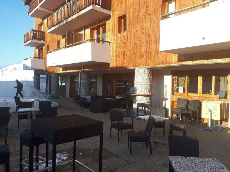 Vue depuis la location Location Appartement 118538 Valmeinier