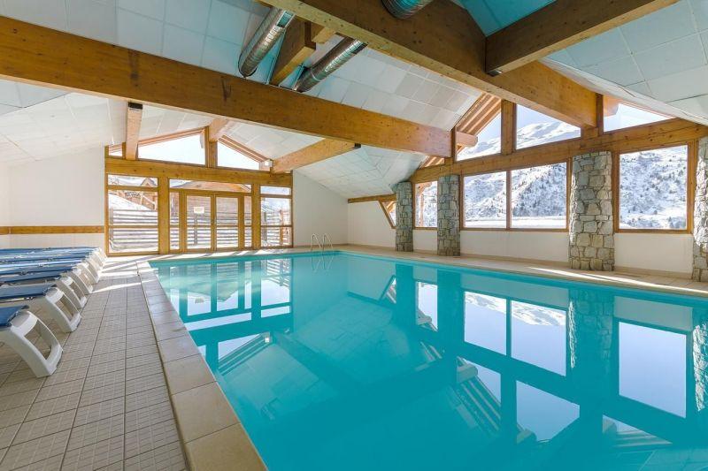 Piscine Location Appartement 118538 Valmeinier