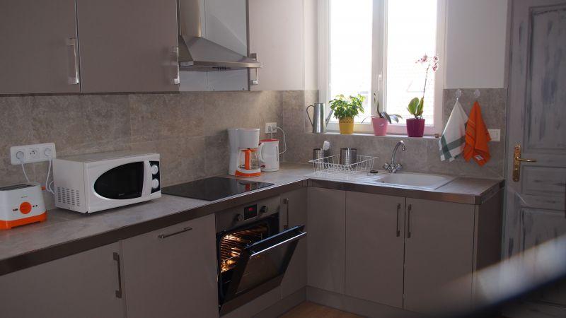 Coin cuisine Location Appartement 118984 Vincennes