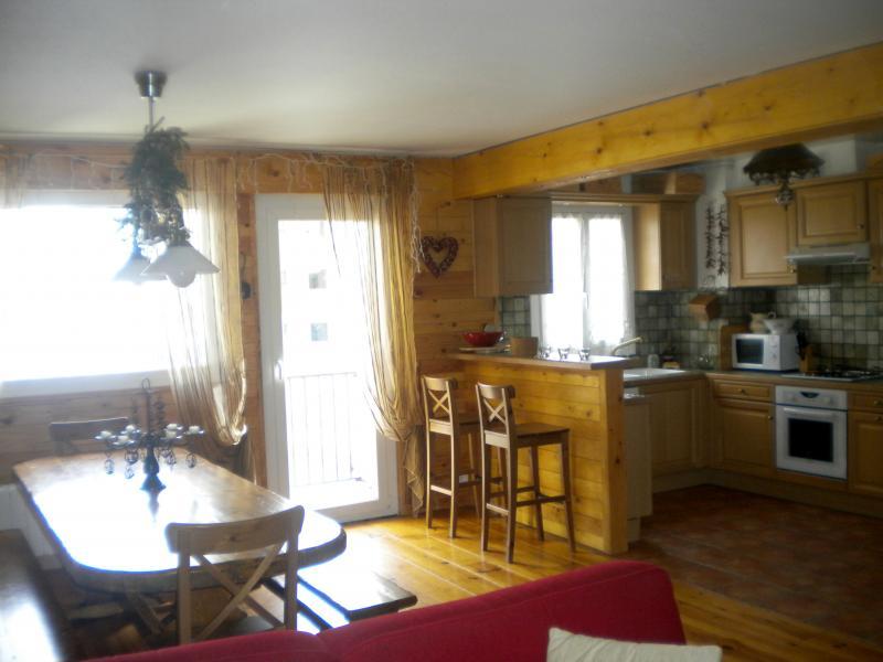 Séjour Location Appartement 65970 Les Angles