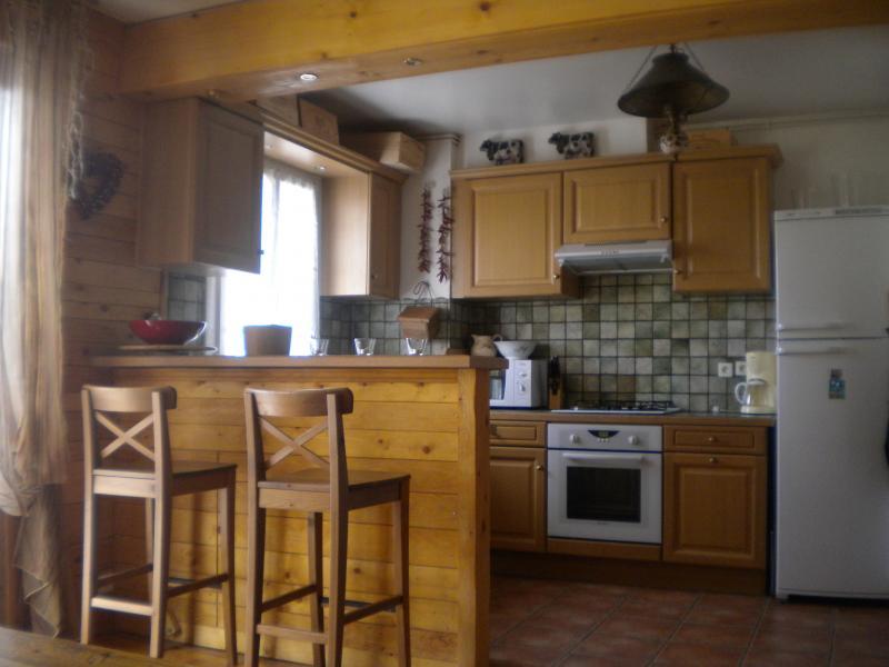 Cuisine américaine Location Appartement 65970 Les Angles