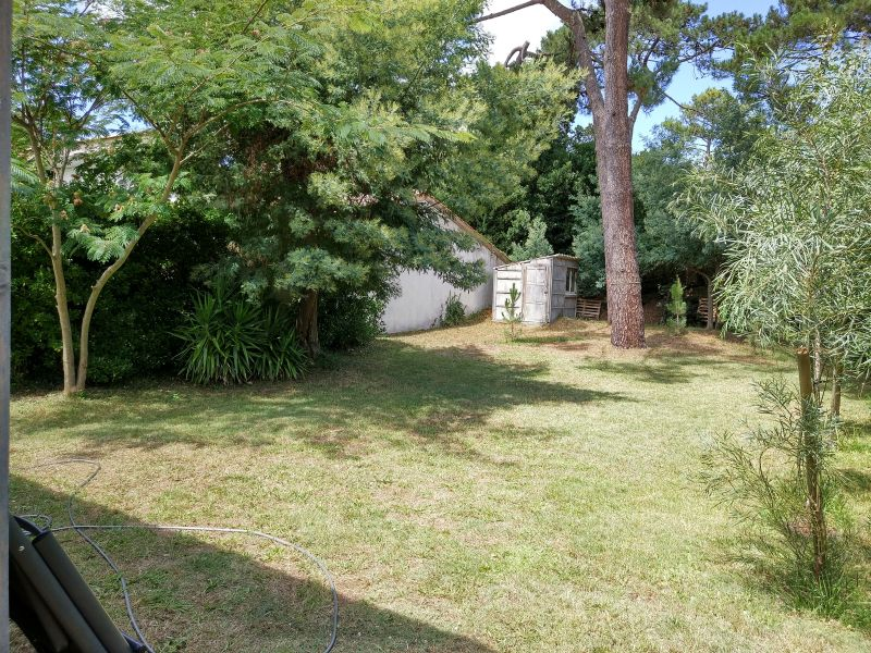 Jardin Location Maison 66987 Cap Ferret