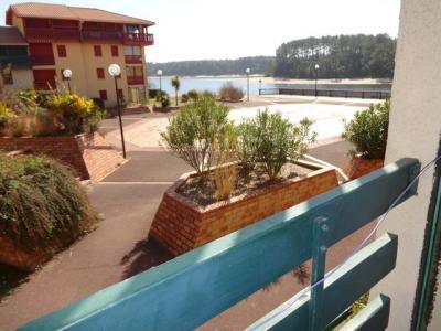 Vue du balcon Location Appartement 68069 Vieux Boucau