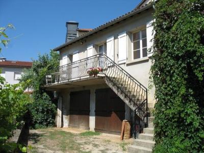 Vue ext�rieure de la location Location Appartement 68119 Millau