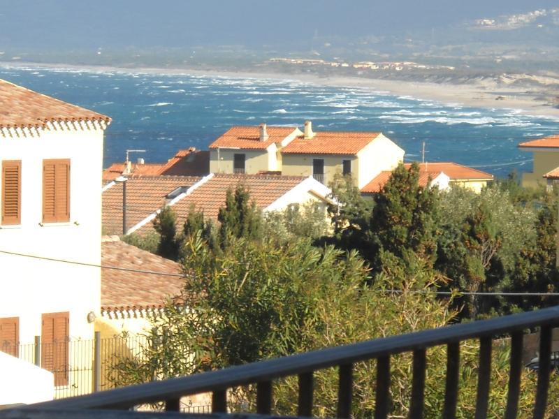 Vue extérieure de la location Location Appartement 68457 Valledoria