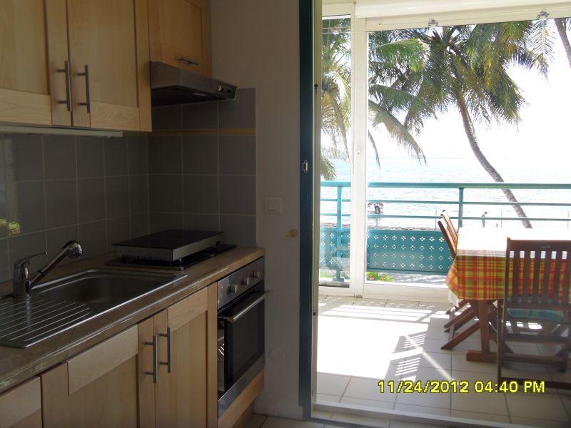 Cuisine d'été Location Appartement 73786 Sainte Anne (Guadeloupe)
