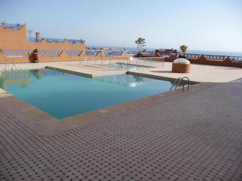 Piscine Location Appartement 74732 Taghazout