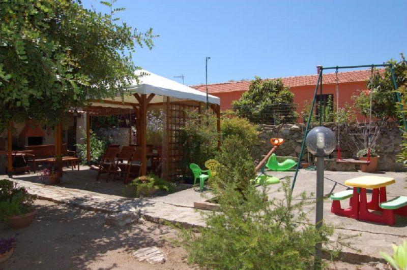 Cuisine d'été Location Appartement 76146 Castelsardo