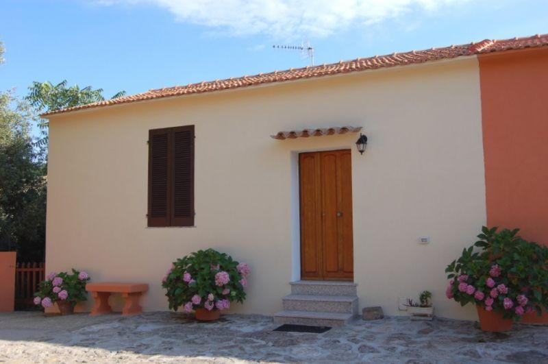 Vue extérieure de la location Location Appartement 76146 Castelsardo