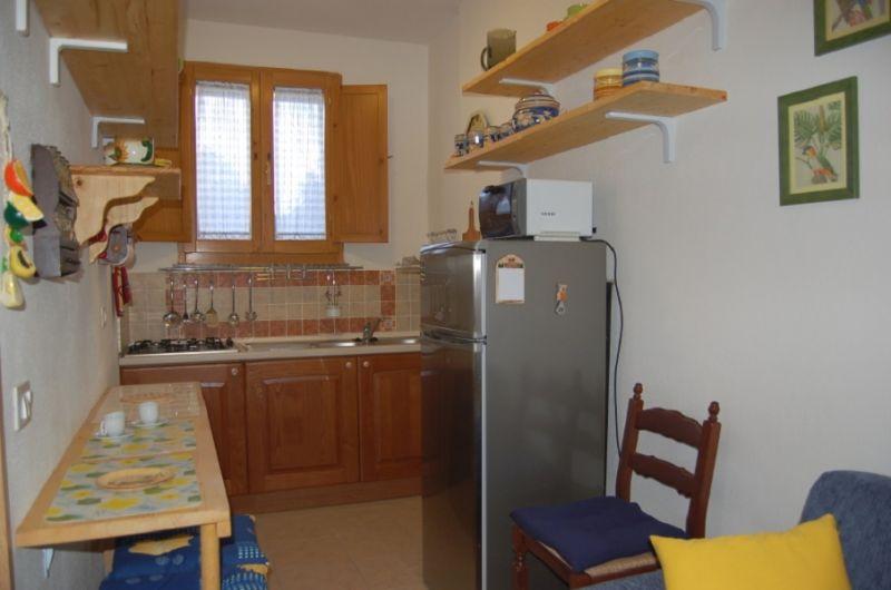 Cuisine indépendante Location Appartement 76146 Castelsardo