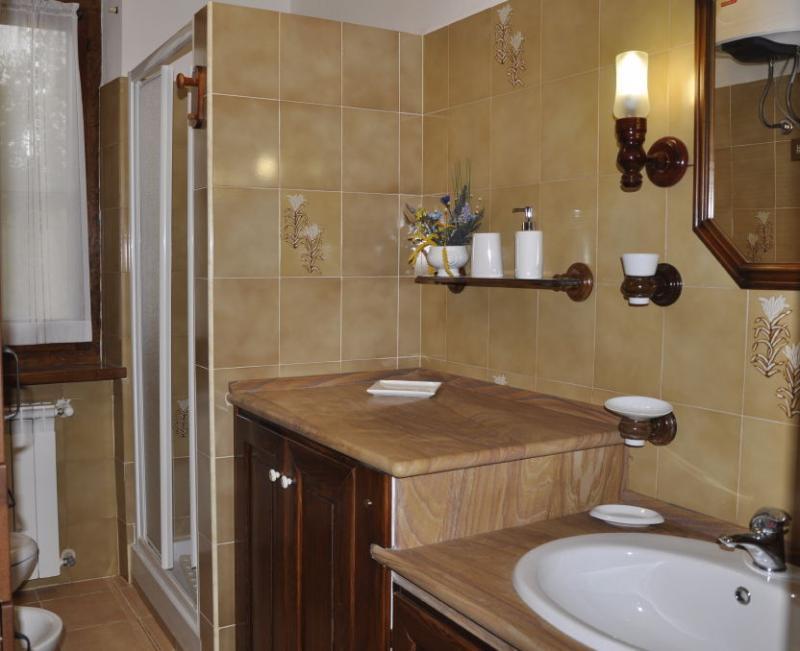 salle de bain Location Appartement 76146 Castelsardo