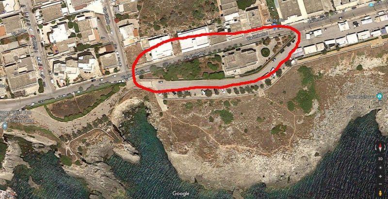 Plan de la location Location Villa 78977 Santa Cesarea Terme