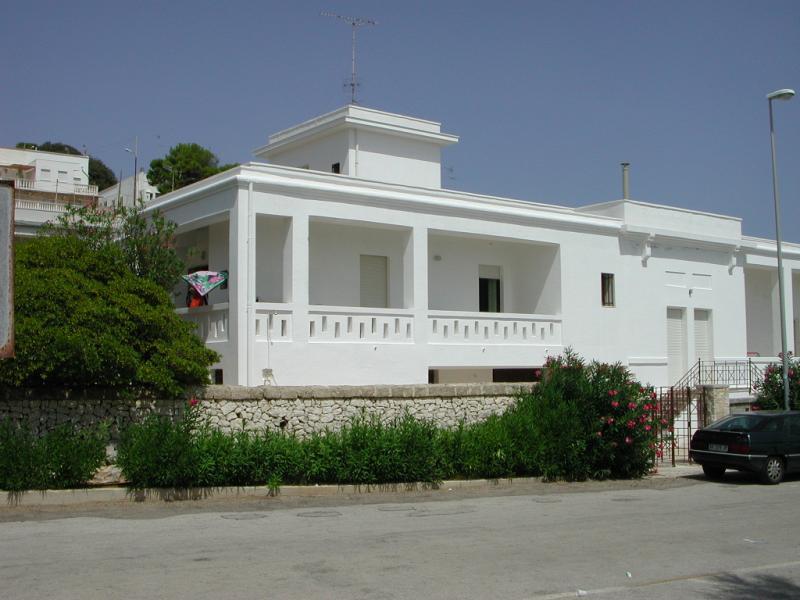 Vue extérieure de la location Location Villa 78977 Santa Cesarea Terme