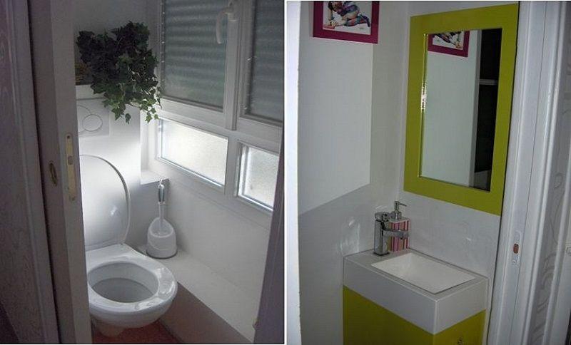WC séparé Location Appartement 79299 Cabourg
