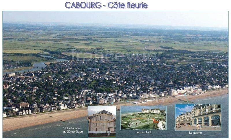 Vue autre Location Appartement 79299 Cabourg