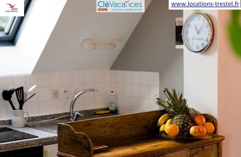 Cuisine d'été Location Appartement 79685 Perros-Guirec