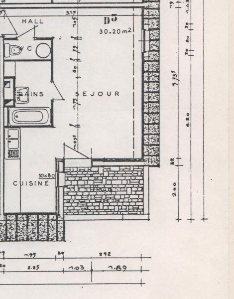 Plan de la location Location Studio 80294 Wimereux