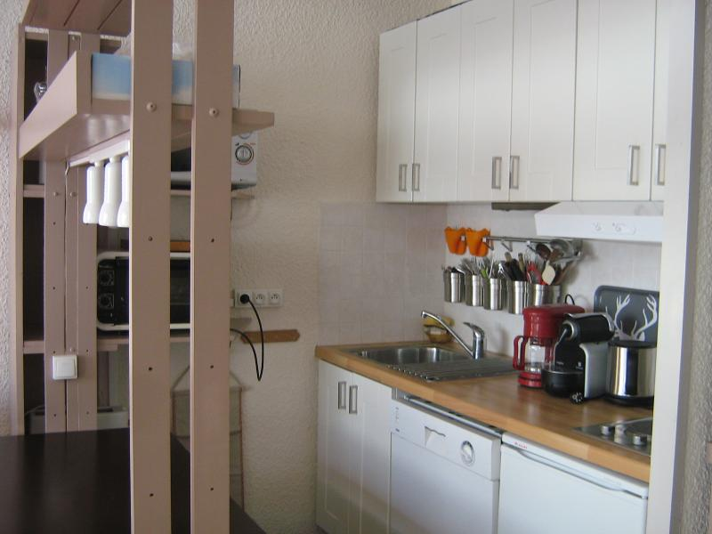 Coin cuisine Location Appartement 80304 Piau Engaly
