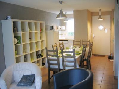 Salle � manger Location Maison 80399 Le Touquet