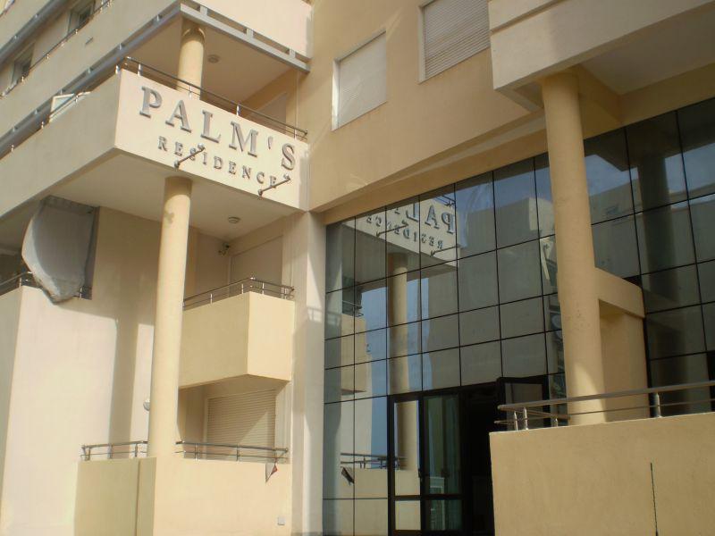 Entrée Location Appartement 80547 Sousse
