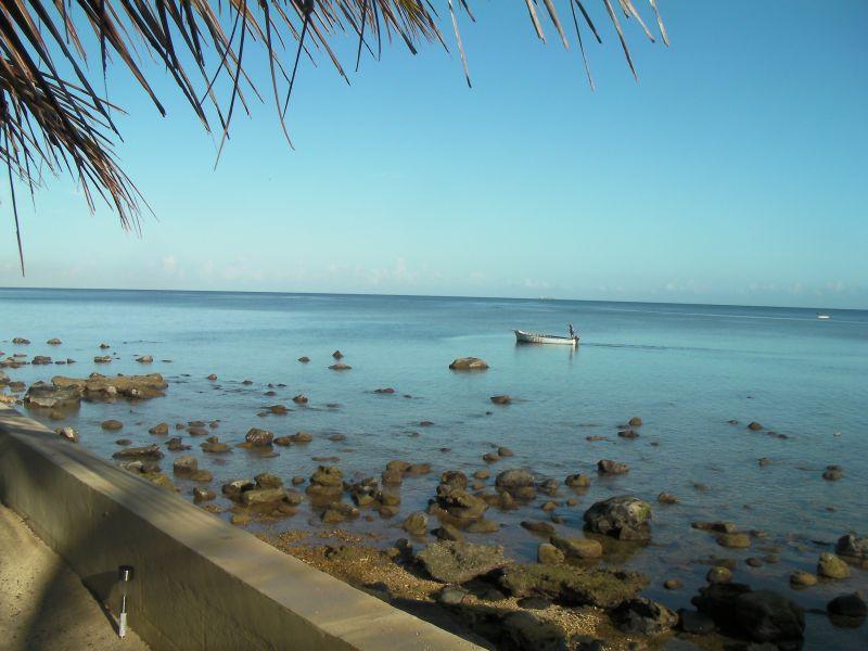 Vue depuis la location Location Villa 80681 Baie du tombeau