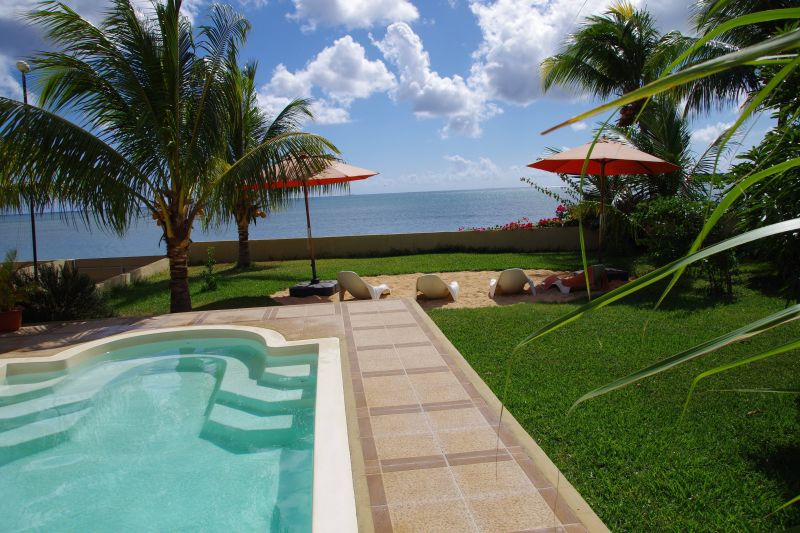 Piscine Location Villa 80681 Baie du tombeau