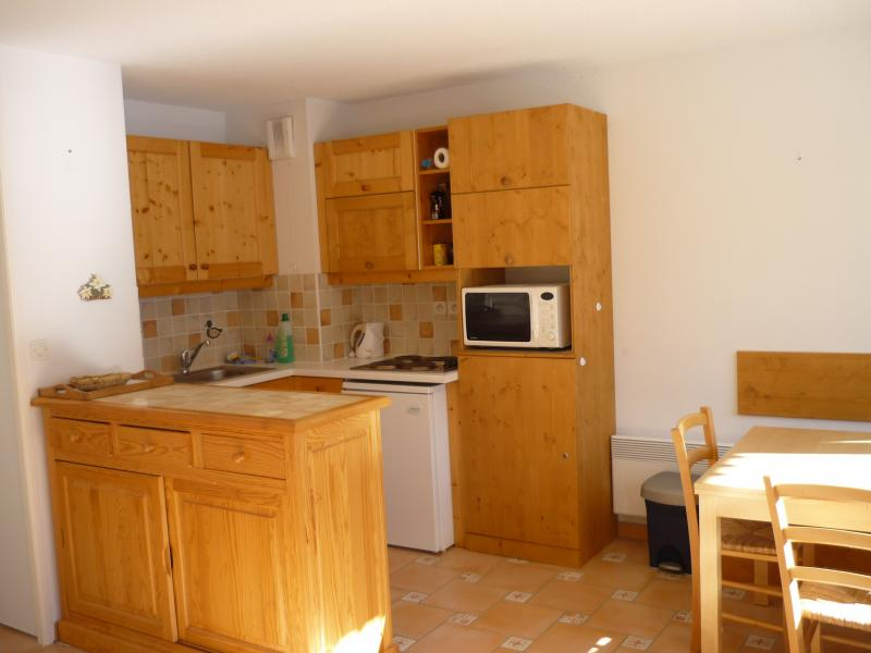 Coin cuisine Location Appartement 80689 Vars